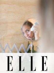 Melissa Lekus featured in Elle Magazine Online