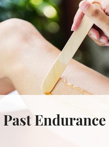 Melissa Lekus featured on Past Endurance self-care blog