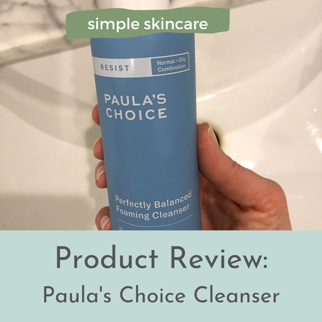 Product Review: Paula's Choice Cleanser